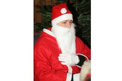 Der Nikolaus hatte ein Geschenk für jedes Kind...